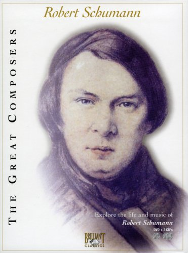 The Great Composers: Robert Schumann DVD Image