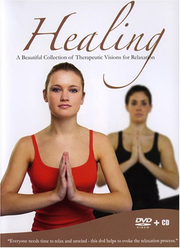 Healing: A Beautiful Collection Of Therapeutic Visions For Relaxation (DVD/CD Combo) DVD Image