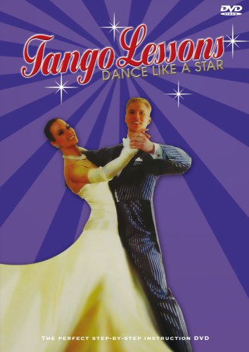Tango Lessons: Dance Like a Star (Dol Dts) DVD Image