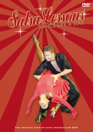 Salsa Lessons: Dance Like a Star DVD Image