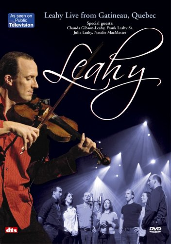Leahy: Live From Gatineau, Quebec DVD Image