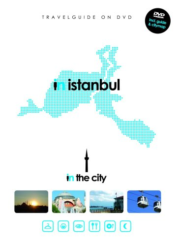In the City: Istanbul DVD Image