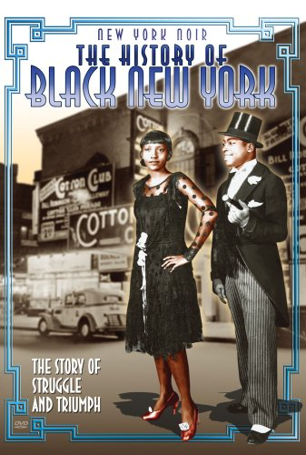 The History of Black New York DVD Image
