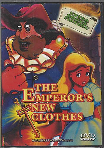 The Emperor's New Clothes DVD Image