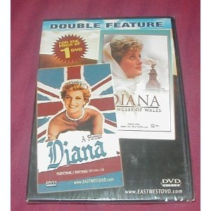 A Portrait, Diana; & Diana Princess of Wales; Double Feature DVD Image