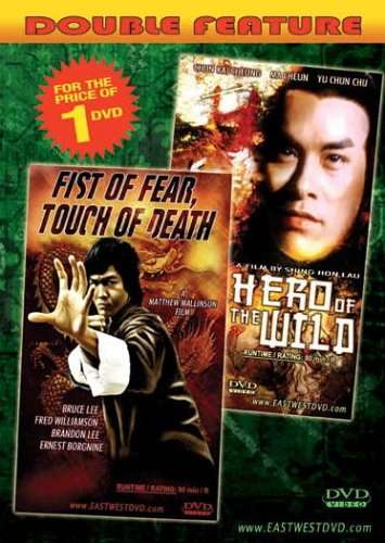 Fist Of Fear, Touch Of Death / Hero Of The Wild [Slim Case] DVD Image