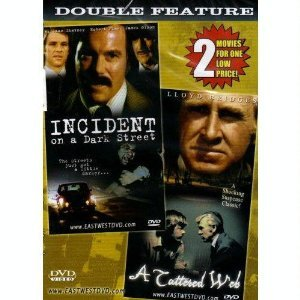 Incident On A Dark Street / A Tattered Web [Slim Case] DVD Image