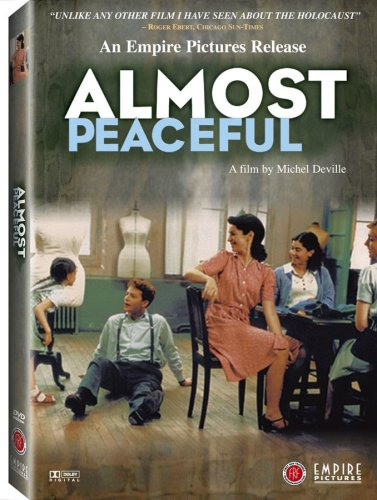 Almost Peaceful DVD Image