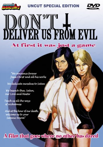 Don't Deliver Us From Evil DVD Image