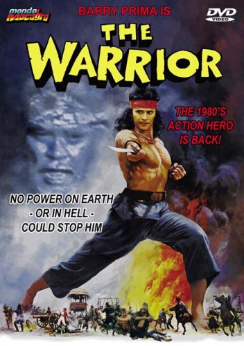 The Warrior DVD Image