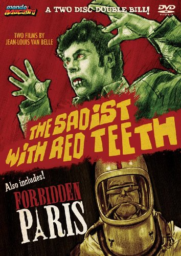 Sadist With Red Teeth / Forbidden Paris (Two-Disc Widescreen Edition) DVD Image