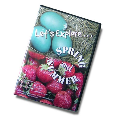 Let's Explore . . . Spring and Summer DVD Image
