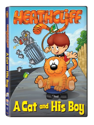 Heathcliff: A Cat And His Boy DVD Image