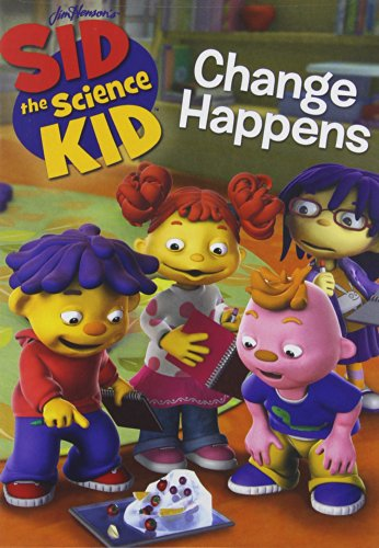 Sid the Science Kid: Change Happens/Front Row Fun DVD Image