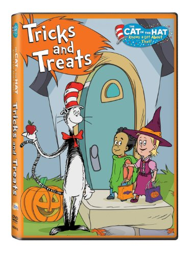 The Cat in the Hat Knows a Lot About That! Tricks and Treats DVD Image