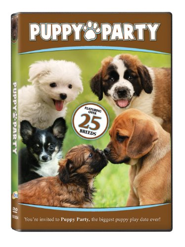 Puppy Party DVD Image
