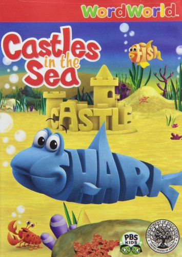 WordWorld: Castles in the Sea/Front Row Fun DVD Image