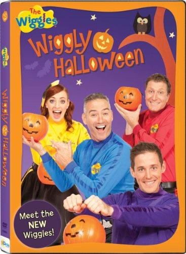 The Wiggles: Wiggly Halloween DVD Image