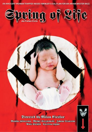 Spring of Life DVD Image