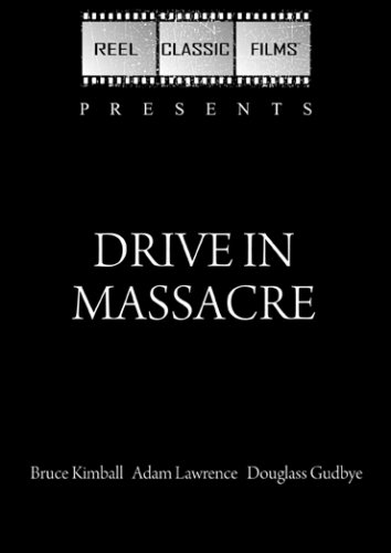 Drive in Massacre (1976) DVD Image