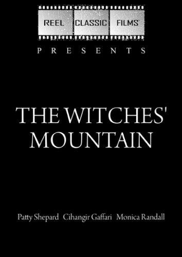 The Witches' Mountain (1972) DVD Image