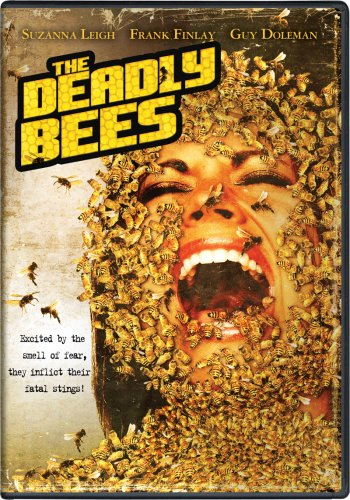 The Deadly Bees DVD Image
