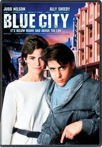 Blue City DVD Image