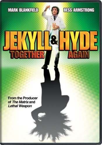 Jekyll And Hyde Together Again DVD Image