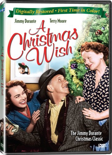 A Christmas Wish - IN COLOR! Also Includes the Restored Black-and-White Version! DVD Image