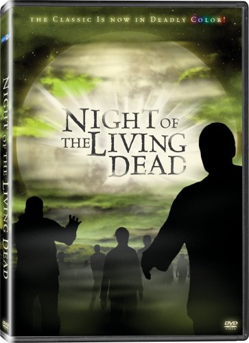 Night of the Living Dead - In COLOR! Also Includes the Original Black-and-White Version which has been Beautifully Restored and Enhanced! DVD Image