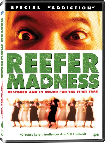 Reefer Madness - In COLOR! Also Includes the Original Black-and-White Version which has been Beautifully Restored and Enhanced! DVD Image