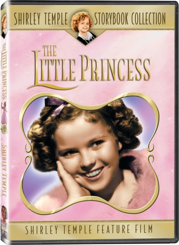 The Little Princess DVD Image