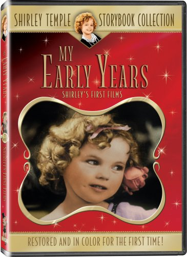 Shirley Temple: The Early Years, Vol. 1: Baby Burlesque DVD Image