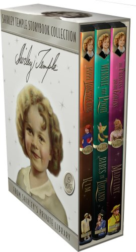 Shirley Temple Storybook Collection 3-pk #2 DVD Image