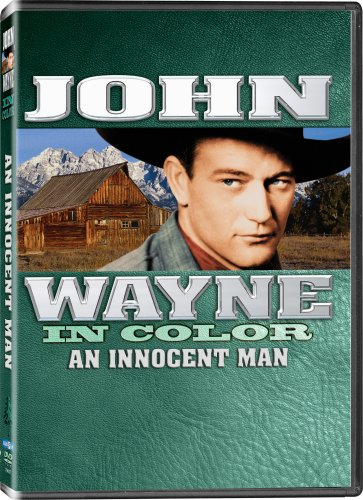 An Innocent Man (aka Sagebrush Trail) - In COLOR! Also Includes the Original Black-and-White Version which has been Beautifully Restored and Enhanced! DVD Image