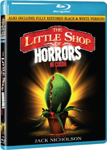 The Little Shop Of Horrors [Blu-ray] DVD Image