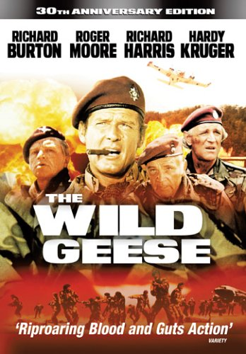 The Wild Geese (30th Anniversary Edition) DVD Image