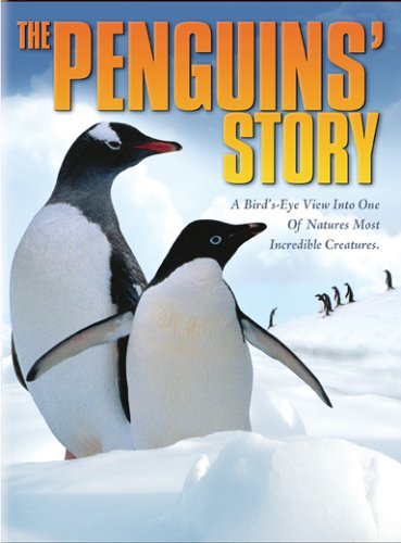 The Penguins' Story DVD Image