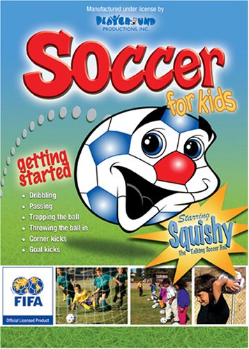 Soccer for Kids-Getting Started DVD Image