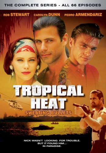 Tropical Heat: Sweating Bullets Complete Series DVD Image