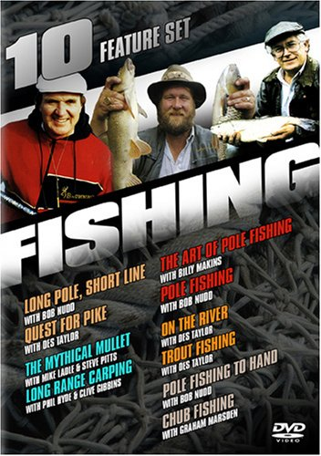 Fishing Ten Pack DVD Image