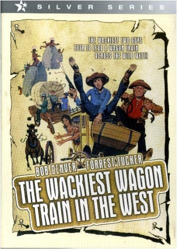 Wackiest Wagon Train in the West DVD Image