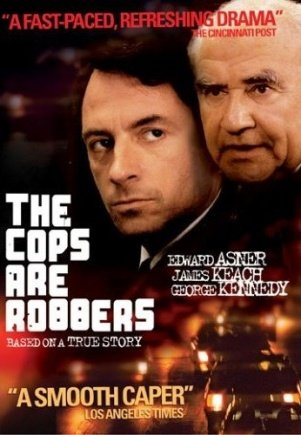 The Cops Are Robbers DVD Image