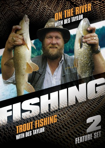 Fishing: On the River/Trout Fishing DVD Image