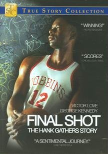 Final Shot - The Hank Gathers Story DVD Image