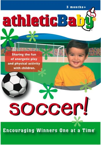 athleticBaby Soccer! DVD Image
