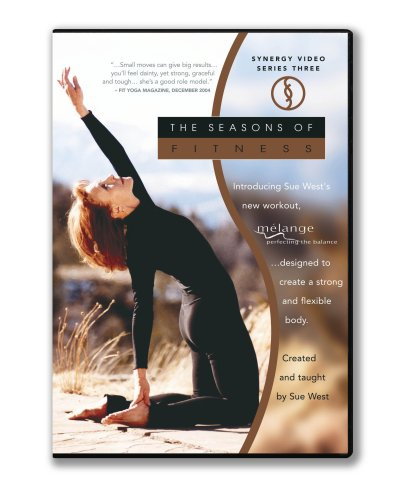 The Seasons of Fitness DVD Image