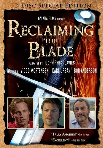 Reclaiming the Blade (Single-disc edition) DVD Image