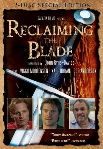 Reclaiming the Blade (2-disc Special Edition) DVD Image