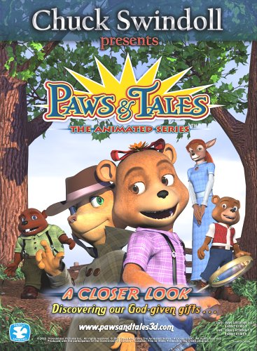 Paws & Tales: The Animated Series: A Closer Look: Discovering Our God-Given Gifts DVD Image